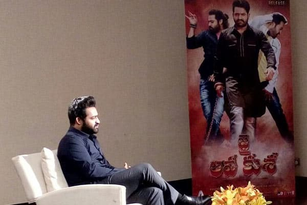 NTR trolled for going overboard in self promotion