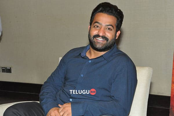 Interview with NTR : ' Jai Lava Kusa ' is my chance to excel