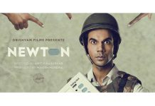 'Newton' is India's choice for to Oscars 2018