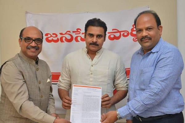 Pawan Kalyan picked for Excellence Award by Indo-European Business Forum