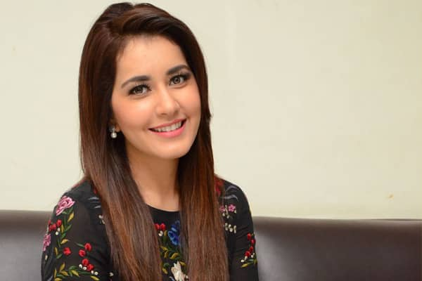 Rashi Khanna's Comic Role Revealed