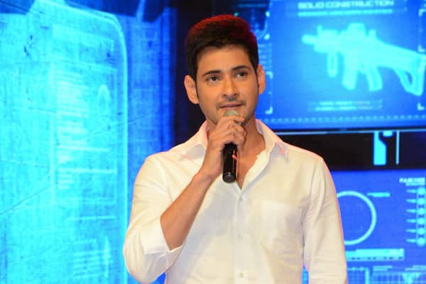 Stunned at the way SPYder shaped : Superstar Mahesh