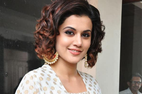Taapsee sad over 'smoggy' weather in North India