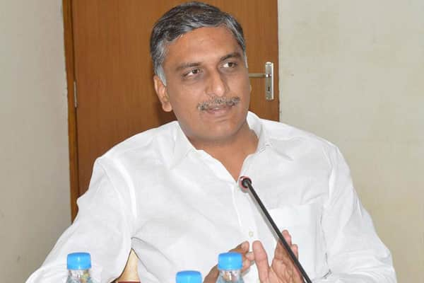 Harish Rao ignored by YSRCP leaders and TTD officials!