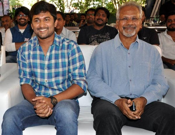 Nani, Mani Ratnam and a Multi-starrer