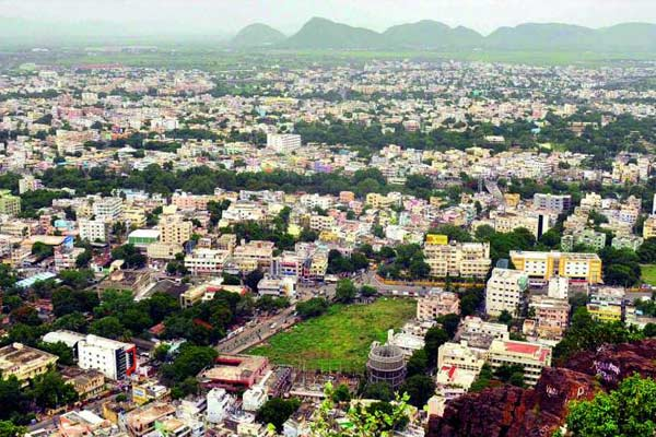 'Vijayawada for Sale' protest as Govt bestows lands to private firms