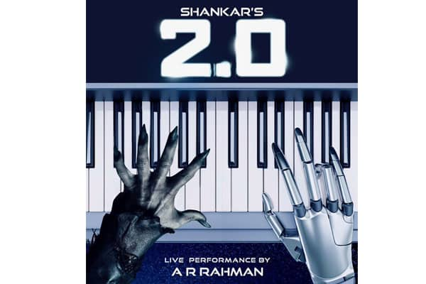 Only Three Songs In Rajinikanth's 2.0