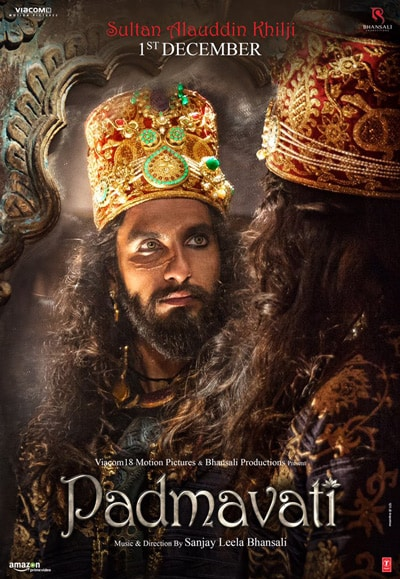 Can't take eyes off Ranveer Singh as Alauddin Khilji