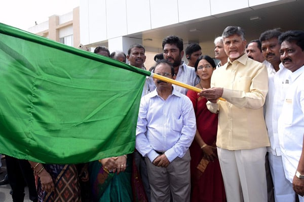 Amaravati Farmers to Singapore; for learning trade or sight-seeing?