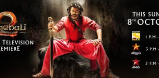 Baahubali: The Conclusion surprising TV Premieres