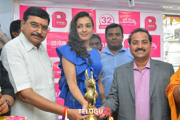 Catherine Tresa launches B New Mobile Store
