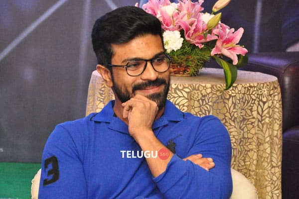Charan to shoot for two films simultaneously