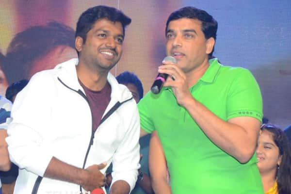 Dil Raju locks Anil Ravipudi again