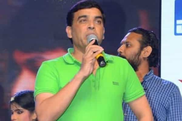 "Raviteja rejected ""Arya"" movie: Dil Raju"