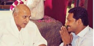 Jagan meets Ramoji Rao