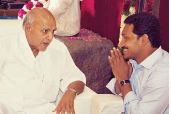 YS Jagan Skips Ramoji Rao