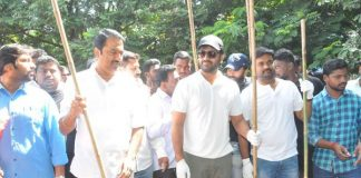 Happy we're spreading cleanliness through our film: Maruthi