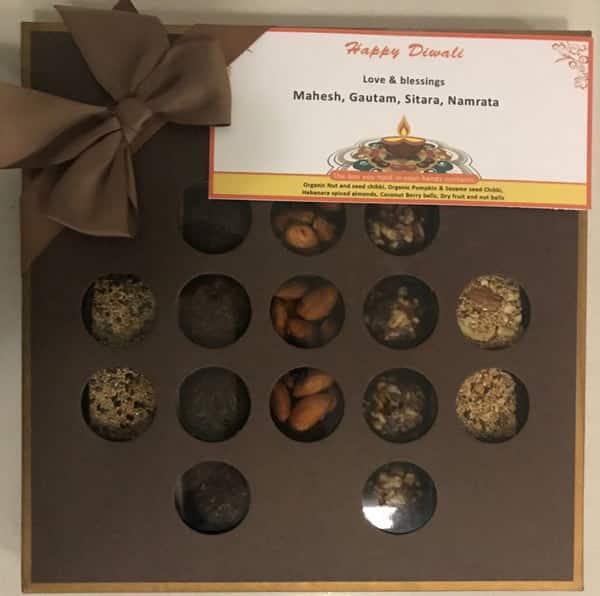 Mahesh Personalized Diwali Gift Box