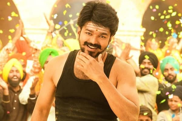Mersal sets up non Rajini record with OS premiers