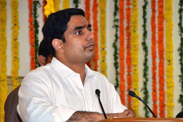 Lokesh says his father cannot be alternative force to NDA or UPA