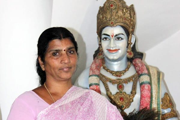 Lakshmi Parvathi Complains on TV5 For Trying To Paint Her As A Sex Maniac