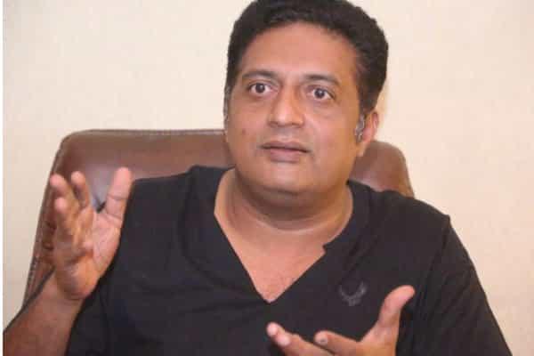 Modi, a bigger actor than me says Prakash Raj