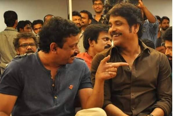 Nagarjuna and RGV to reunite for a realistic film