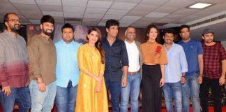 Raju Gari Gadhi 2 Press Meet