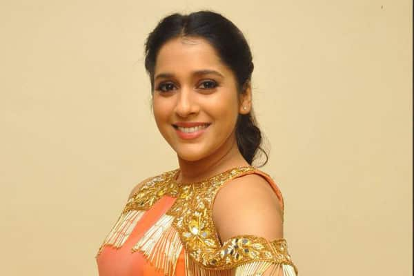 Rashmi Gautam at next nvvue audio launch