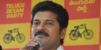 Revanth gets hugs from TPCC while T-TDP leaders snub