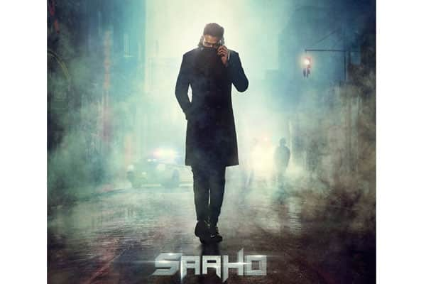 Prabhas Saaho First Look Out