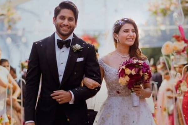Samantha Naga Chaitanya Wedding pictures