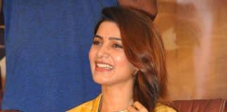 Samantha at Raju Gari Gadhi2 Press Meet