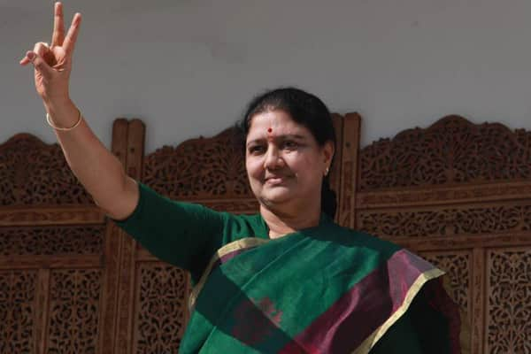 Sasikala returns! Granted 5-day parole to visit ailing husband