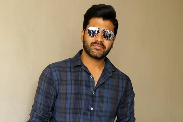 Sharwanand 's smart swap : overseas rights instead of remuneration