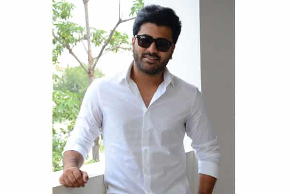 Sharvanand revealed why he didn't act in Arjun Reddy