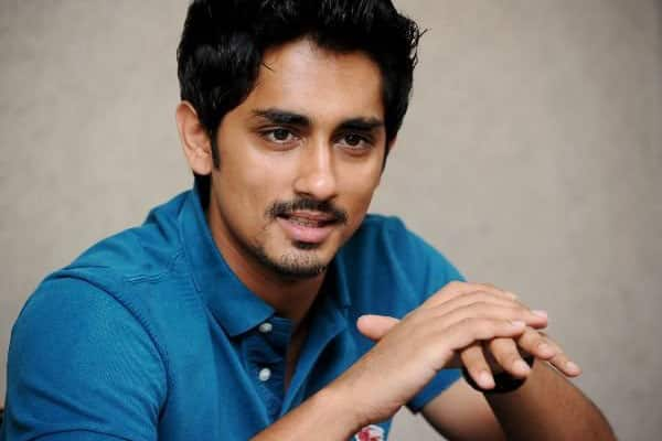 Siddharth Got Scared At Last Minute