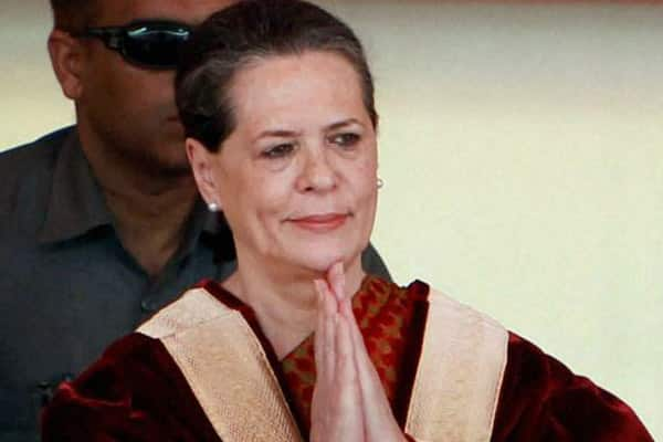 Sonia Gandhi discharged from hospital; advised rest