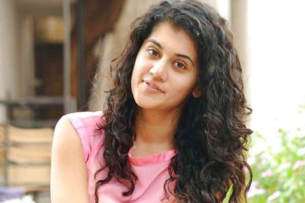 Important to disconnect with madness of our work: Taapsee