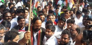 Police foil Congress' march to Telangana Assembly