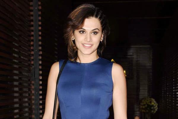 Yet to find definition of being A-list: Taapsee Pannu