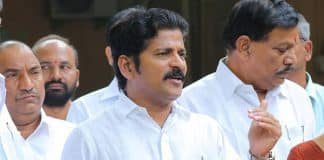 Revanth Reddy exits from TDP