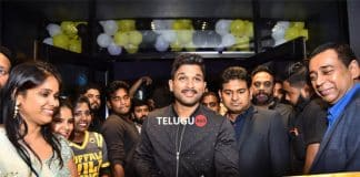 Allu Arjun launches Buffalo Wild Wings as B-Dubs in Hyderabad