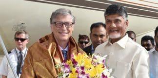 Andhra seeks Gates' help in agriculture, health