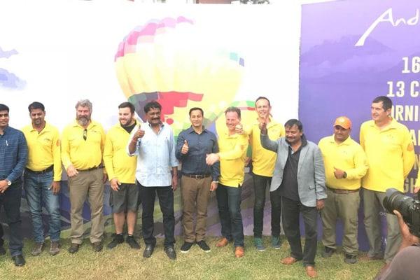 Araku Valley to host Hot Air Balloon Festival
