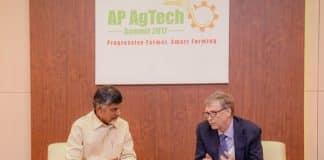 Bill Gates recalls first meeting with Chandrababu Naidu 20 years ago