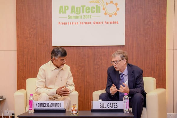 Bill Gates applauds Pakistan's progress in polio eradication