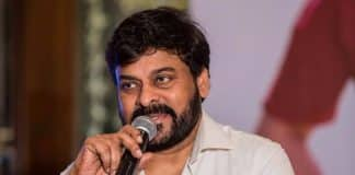 Chiranjeevi responds on Nandi awards