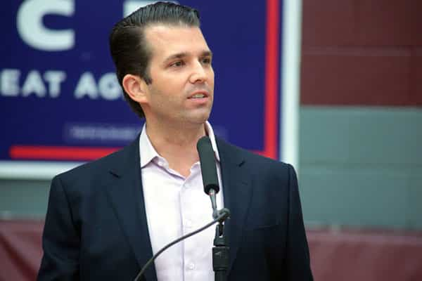 Donald Trump Jr. releases exchanges with WikiLeaks