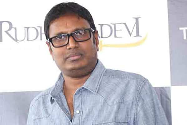 Gunasekhar's Question for CBN on Rudhramadevi